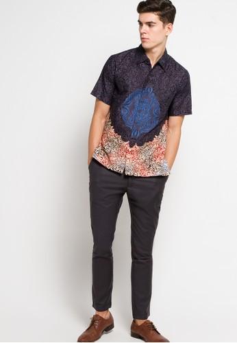 Jual Bhatara Batik Johnson Shirt Original Zalora Indonesia