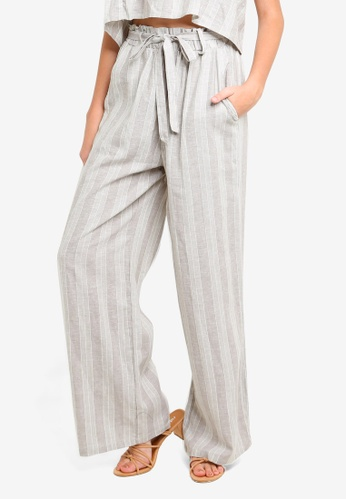 50042c84b7b47c Shop Supre Luna Paperbag Waist Pants Online on ZALORA Philippines