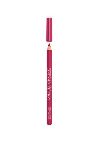 Bourjois Contour Edition Lip Liner Pencil #03 Alerte Rose BO885BE50MYNSG_1