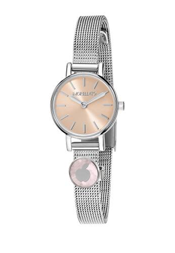 Morellato silver Sensazioni Quartz Watch R0153142522 Silver Metal Strap E7351AC2DE7CF1GS_1