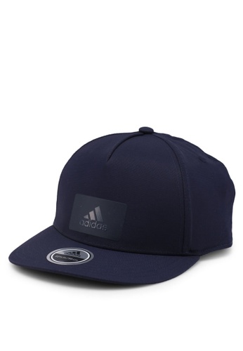 adidas blue and navy adidas s16 zne logo cap 49D27AC0797D32GS_1