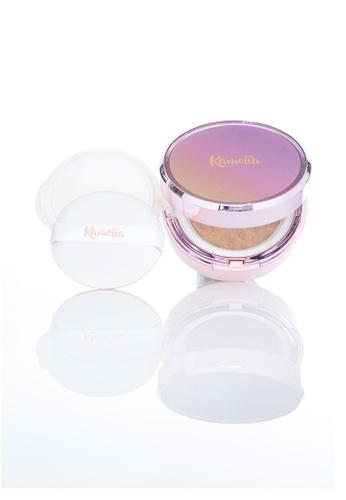 Kamelia Cosmetics beige Mermaid Miracle DD Cushion - 03Dark KA718BE0SPEJMY_1