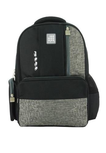 Swan grey Swan Kid Children School Bag Comfort Extra (Light Grey) Swan School Bag Backpack(XL) 595FBKC146B4D2GS_1