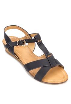 Chrystie Wedge Sandals
