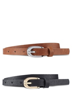 73c475367c10 Belts For Women | Shop Women's Belts Online On ZALORA Philippines
