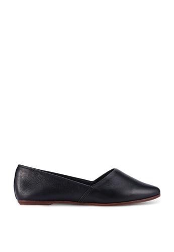 ALDO black Blanchette-W Pointed Flats 31501SH150E308GS_1