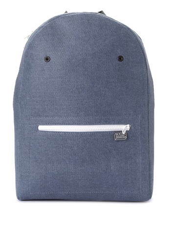 M.R.K.T. blue Jerry Backpack 3A74EAC07712C7GS_1