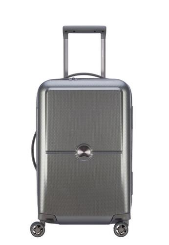 Delsey silver Turenne Wheeled Luggage 59523AC0B1F007GS_1