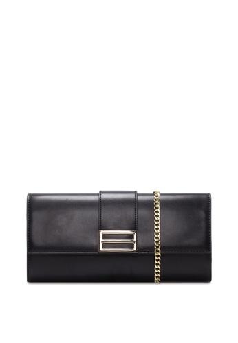 VINCCI black Shoulder Bag 6111DAC9EA7DCCGS_1