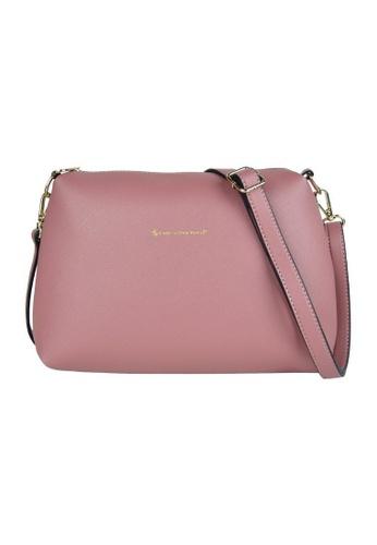 Lancasterpolo Pink Original Lancaster Polo New Premium Sling Bag 52556ac06b8ecags 1