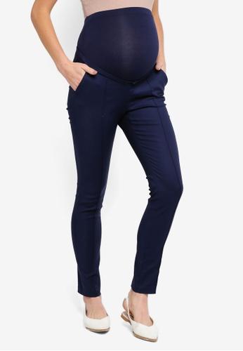 259e6e17fd3de Shop Seraphine Carrie Maternity Slim Trousers Online on ZALORA Philippines