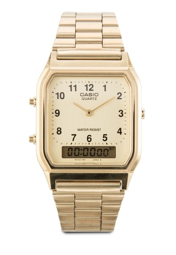 Casio gold Casio - Youth Watch - Men's - AQ-230GA-9BHDF CA843AC81XZIMY_1