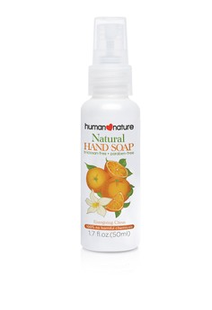 Natural Pocket Hand Soap In Energizing Citrus