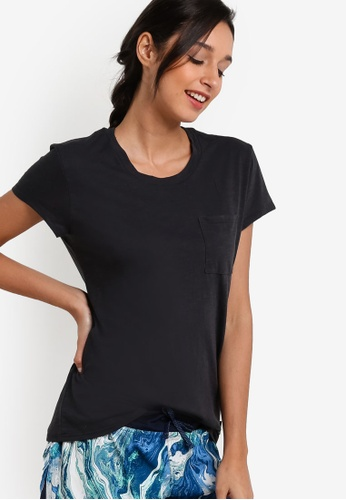 Patagonia black Mainstay Tee PA549AA47WYMMY_1