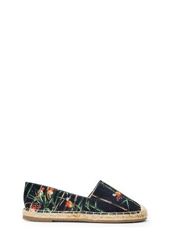SEMBONIA blue SEMBONIA Canvas Espadrille Shoe (Dark Blue) 381A5SH4D8F8D5GS_1