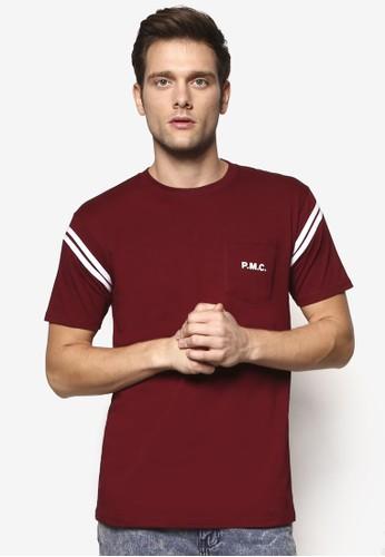 Quarterback 設計Tesprit twEE, 服飾, 素色T恤