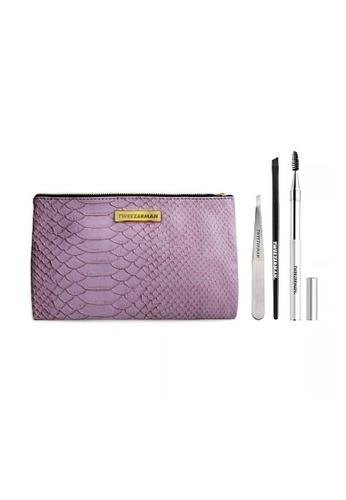 Tweezerman Tweezerman Brow Beauty Essentials Kit TW456BE0FPB7SG_1