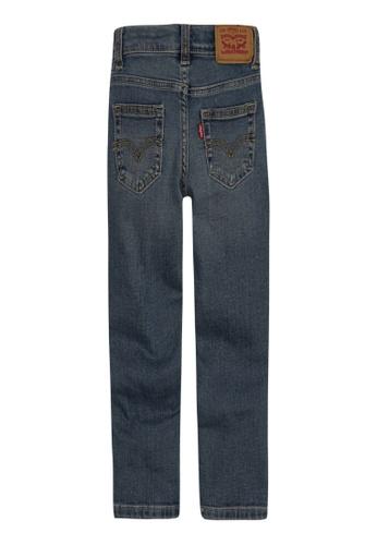 Levi's Kids blue LEVIS Little Boy 512 Slim Taper Fit Jeans FECF0KA0B4FAE4GS_1