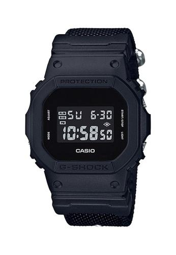 G-shock black CASIO G-SHOCK DW-5600BBN-1 14BCAACD39E731GS_1