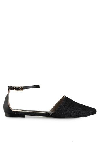 Elle Shoes black EL 40086 EL820SH09CLAID_1