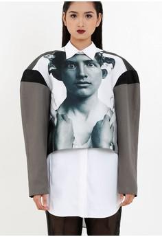 [PRE-ORDER] Dropped Shoulder Sweater