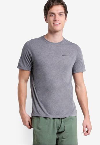 Buy Patagonia Short Sleeve Nine Trails T-Shirt Online on ZALORA ... 54a870fee