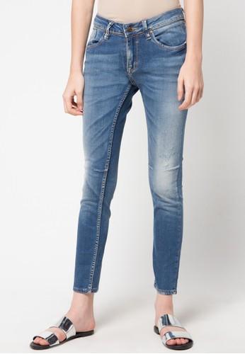 X8 blue Elsa Long Pants X8323AA62NUNID_1
