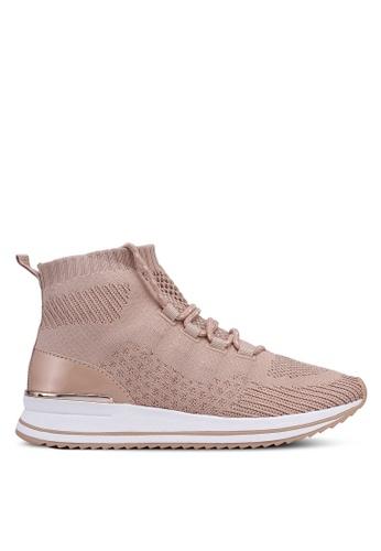 ALDO beige Croillan Sneakers A1A85SH8CB9424GS_1
