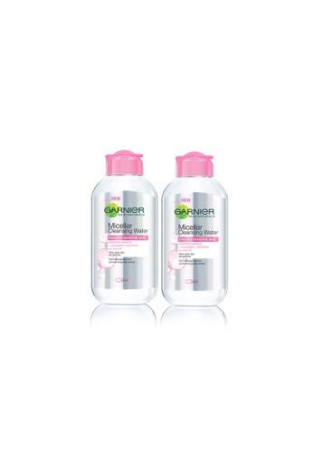 Garnier [Bundle of 2s] Garnier Micellar Cleansing Water Pink (125 ml) 56838BE0499572GS_1