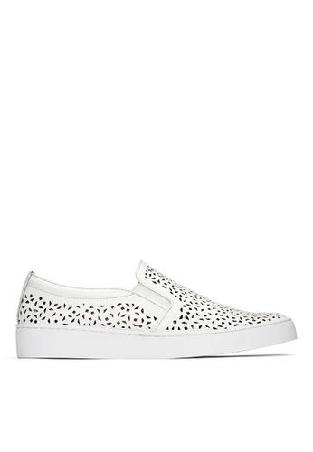 Vionic white Midi Perf Slip-On Sneaker 2D3B2SH807543EGS_1