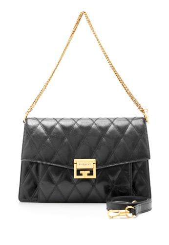 GIVENCHY black Givenchy Medium GV3 Bag 4C7FBAC76B977CGS_1