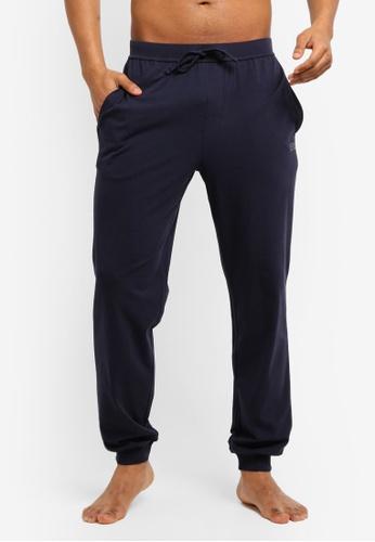 BOSS 海軍藍色 Mix & Match Pants - Boss Body 71D4EAAAE196D9GS_1
