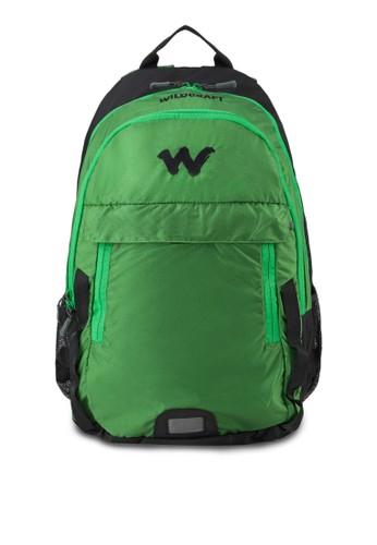 Viriesprit分店 撞色筆電後背包, 包, 旅行背包