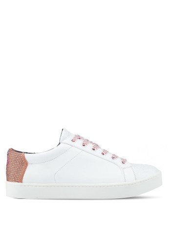 Circus by Sam Edelman white Collins Sneakers F778ASH79F9D19GS_1
