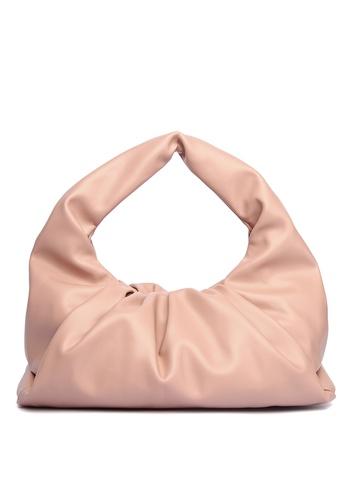 Milliot & Co. pink Charlotte Shoulder Bag C6FA9AC3790F18GS_1