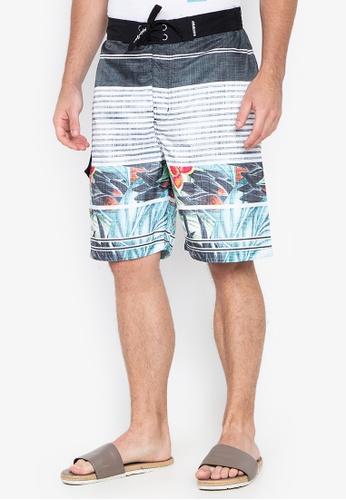 Maui & Sons multi Printed Boardshort 12516US8043547GS_1