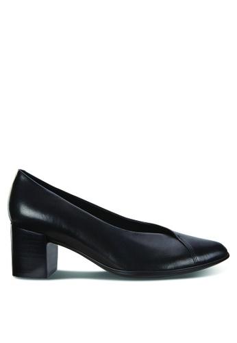 82cef899bb9e Buy ECCO Shape 45 Pointy Block Black Dress Online on ZALORA Singapore