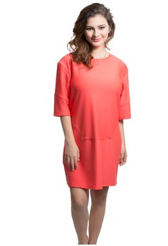 Pomelo Shift Dress
