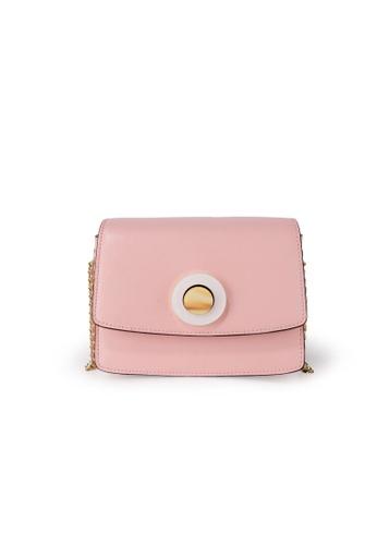 Esfolar 粉紅色 Esfolar Cross-body  Bag (EA 190004) 38FEBACEF7E064GS_1