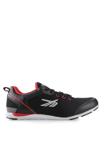 Spotec black and red Cloud SP567SH07LUYID_1