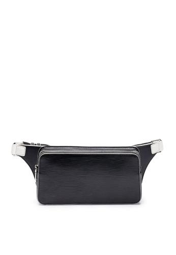 Maverick & Co. black Maverick & Co. Neo 2-in-1 Sling Bag (Black) 16704ACE1726F2GS_1