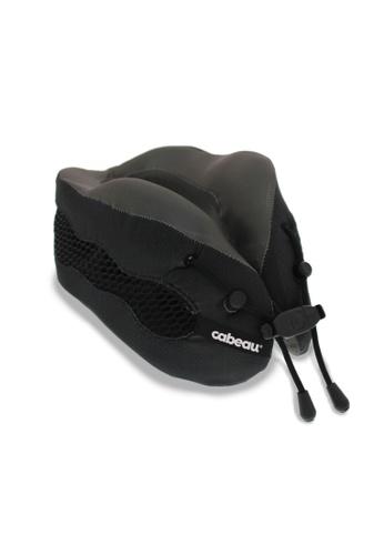 Cabeau black Cabeau Evolution Cool Travel Pillow - Black E0F77ACEEAE8EDGS_1