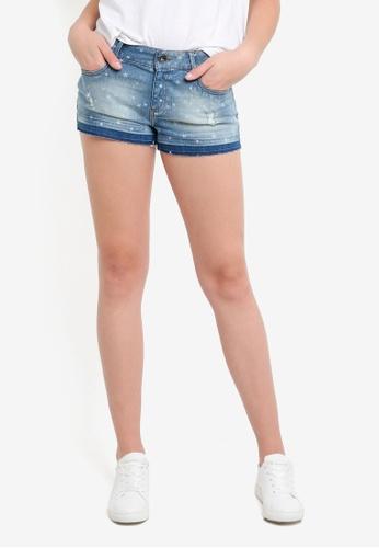 OVS blue Denim Shorts 3117BAA5A74EA4GS_1