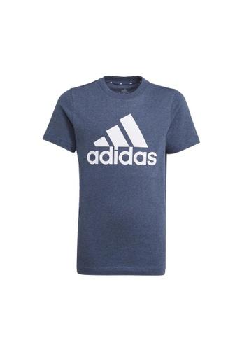 ADIDAS blue adidas Essentials Tee 13253KA9A8299AGS_1
