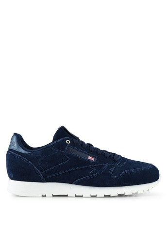 Reebok blue Classic Leather MCC Shoes RE691SH0SW2IMY_1