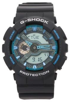 G-Shock Ana-Digital Watch GA-110TS-8A2