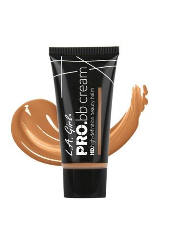 L.A Girl brown LA Girl Pro BB Cream Medium Deep 483F2BE346B5AEGS_1