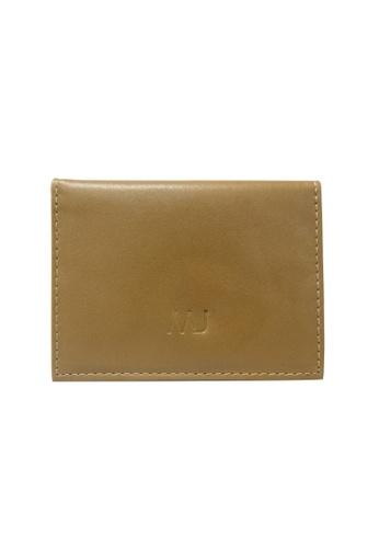 Mc Jim brown Card Holder A74BFACFC16D4EGS_1