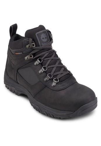 Mount esprit高雄門市Monroe 防水中筒登山靴, 鞋, 鞋