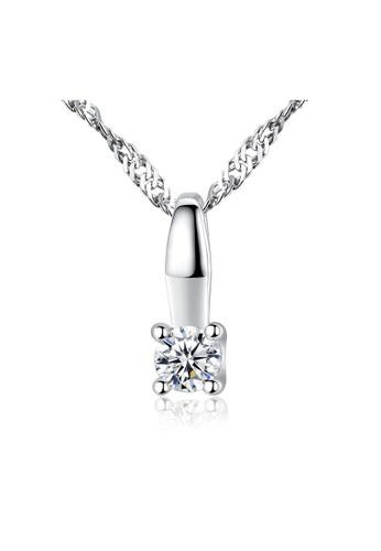 SUNRAIS silver Premium Silver S925 Silver Fashion Necklace F2770ACE25554EGS_1